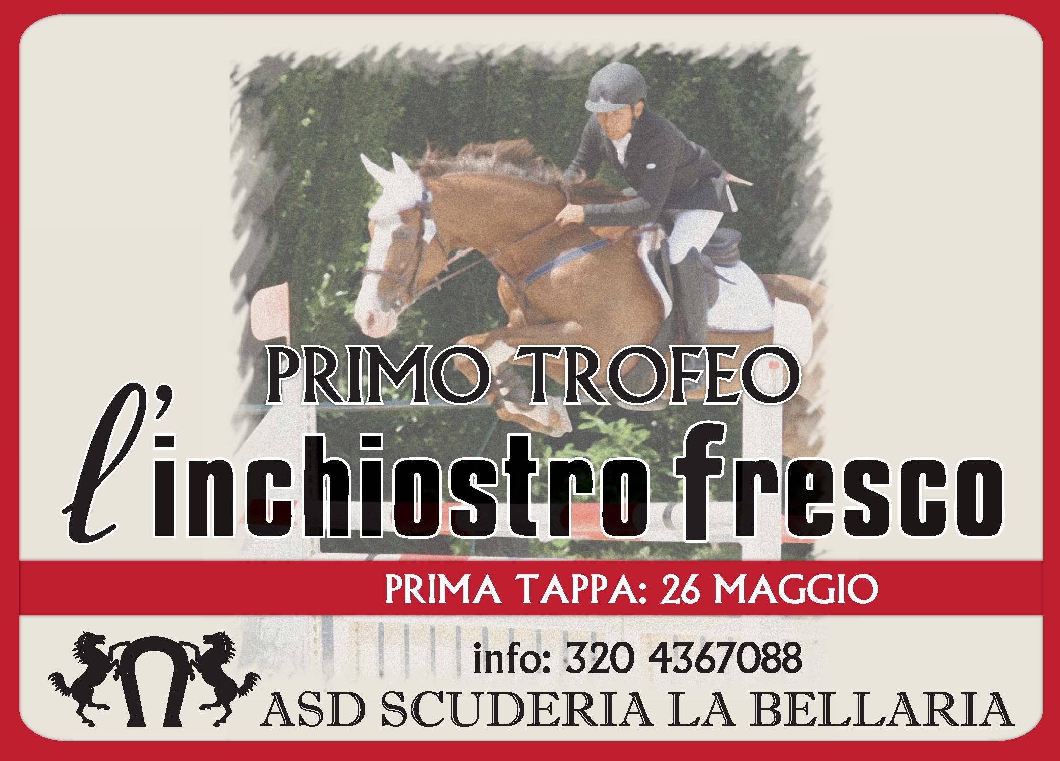 ASD Scuderia La Bellaria (Novi Ligure, AL) I_trofeo_IF