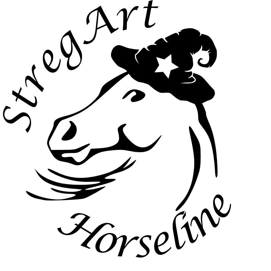 ASD Scuderia La Bellaria (Novi Ligure, AL) Stregart_horseline