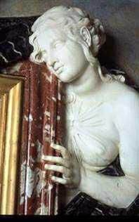 """Dalla """"Carità romana alla Madonna del latte"""" Bernini2b"""