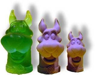 Buste CONAN: résultat final Scooby