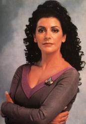 Quel personnage de Star Trek êtes vous ? Troi
