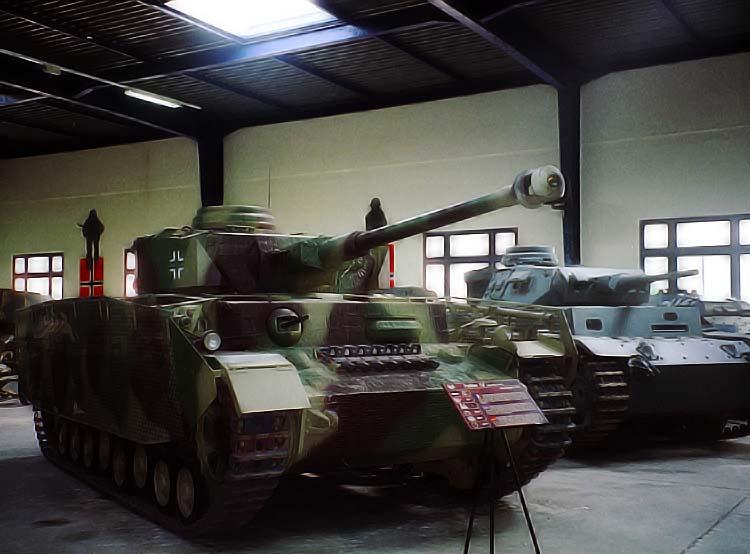 quel est votre char allemand préféré? - Page 2 Panzer4modj