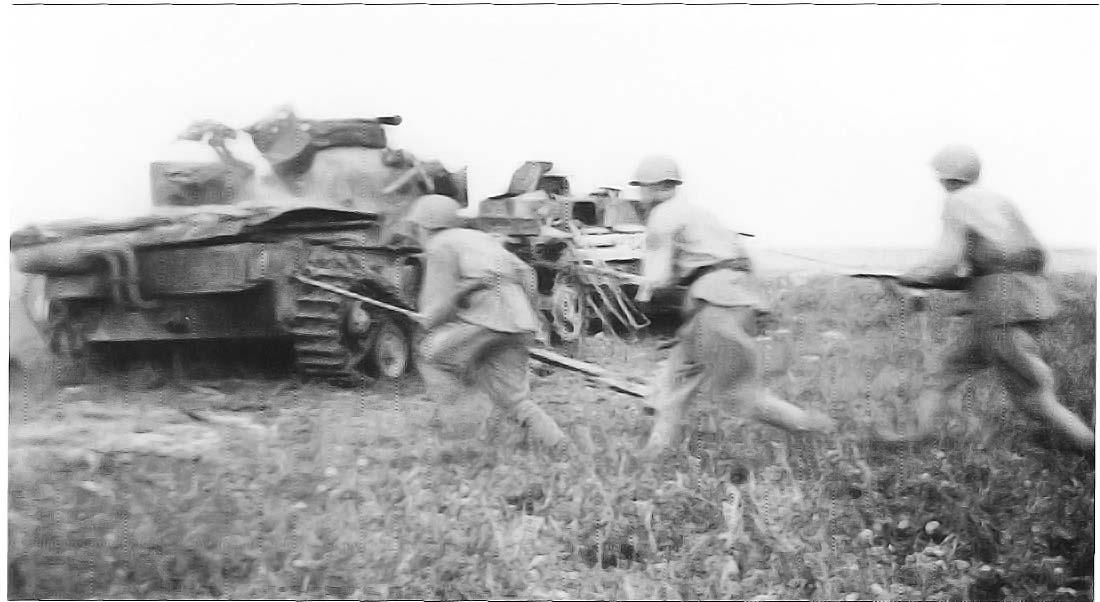 soldats soviétiques Fantassinsfusilat