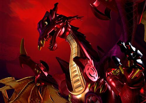 Beast Wars et Beast Machines: Galerie d'Images des Personnages 2char1