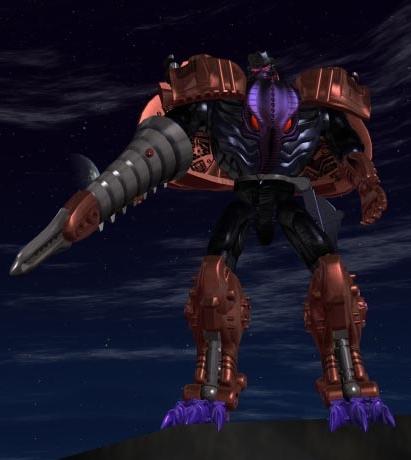 Beast Wars et Beast Machines: Galerie d'Images des Personnages Char1
