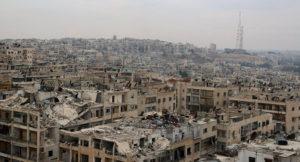 ALEP: Une ville entière à reconstruire...dans les quartiers chrétiens d'ALEP libérés. Alep! l'imposture de la communauté internationale Alep1-300x162