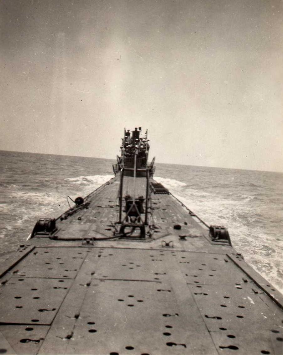 photos de sous-marin et de leur équipage Img008