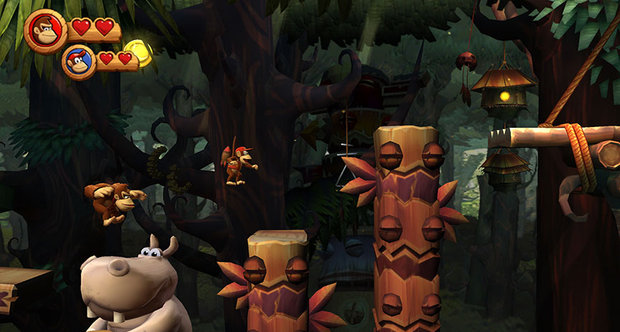 Last Game You Finished and Your Thoughts MKII - Page 5 Donkey-Kong-Country-Tropical-F-image-479