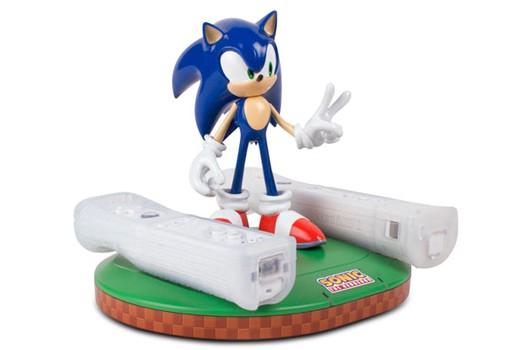 Cargador de sonic Sonic-wii