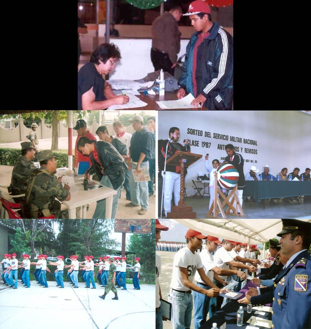 Informes sobre el Servicio Militar Nacional (SMN) - Página 2 Colage