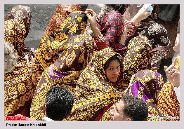 عروسی سنتی تركمن ها به روایت تصویر L00906394209