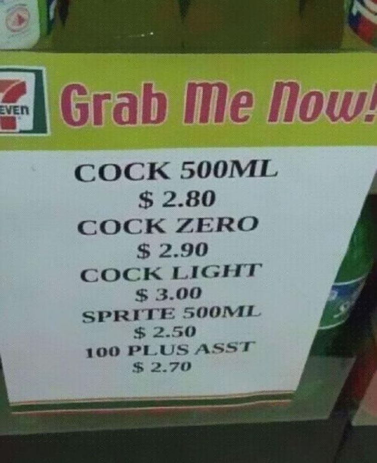 40 Most Bloodcurdling Chinese Mistranslations Ever! Warning: You Will Laugh To Death! Funny-Chinese-Mistranslation-28