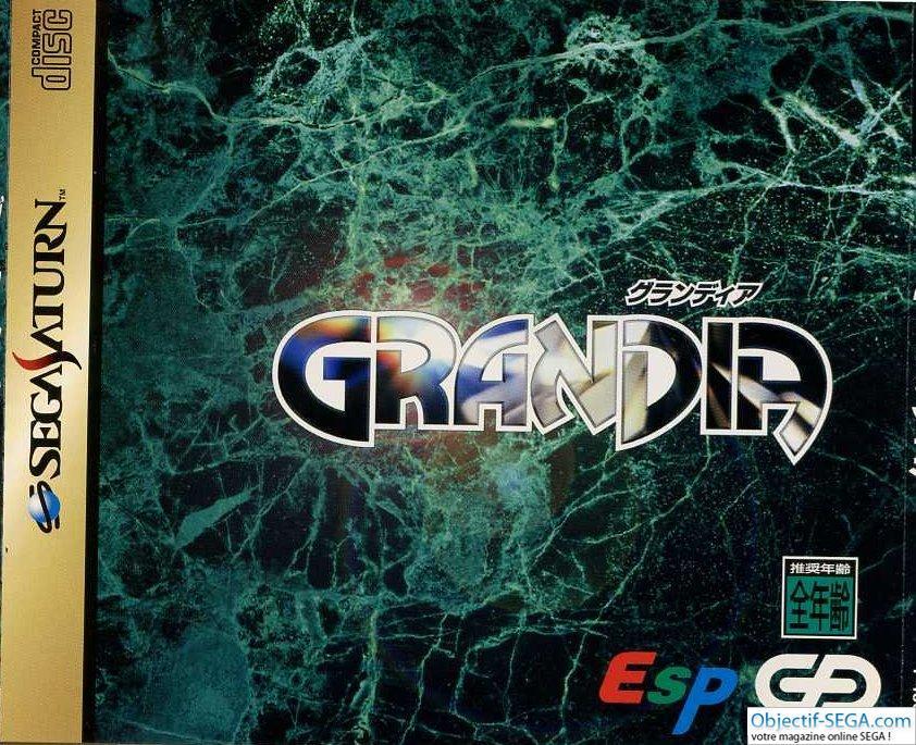 [Best Multiplateformes] Saturn & PS1 Grandia-Saturn-JAP