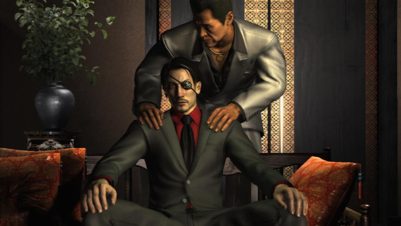 Favorite Yakuza Outfits? Goromassage