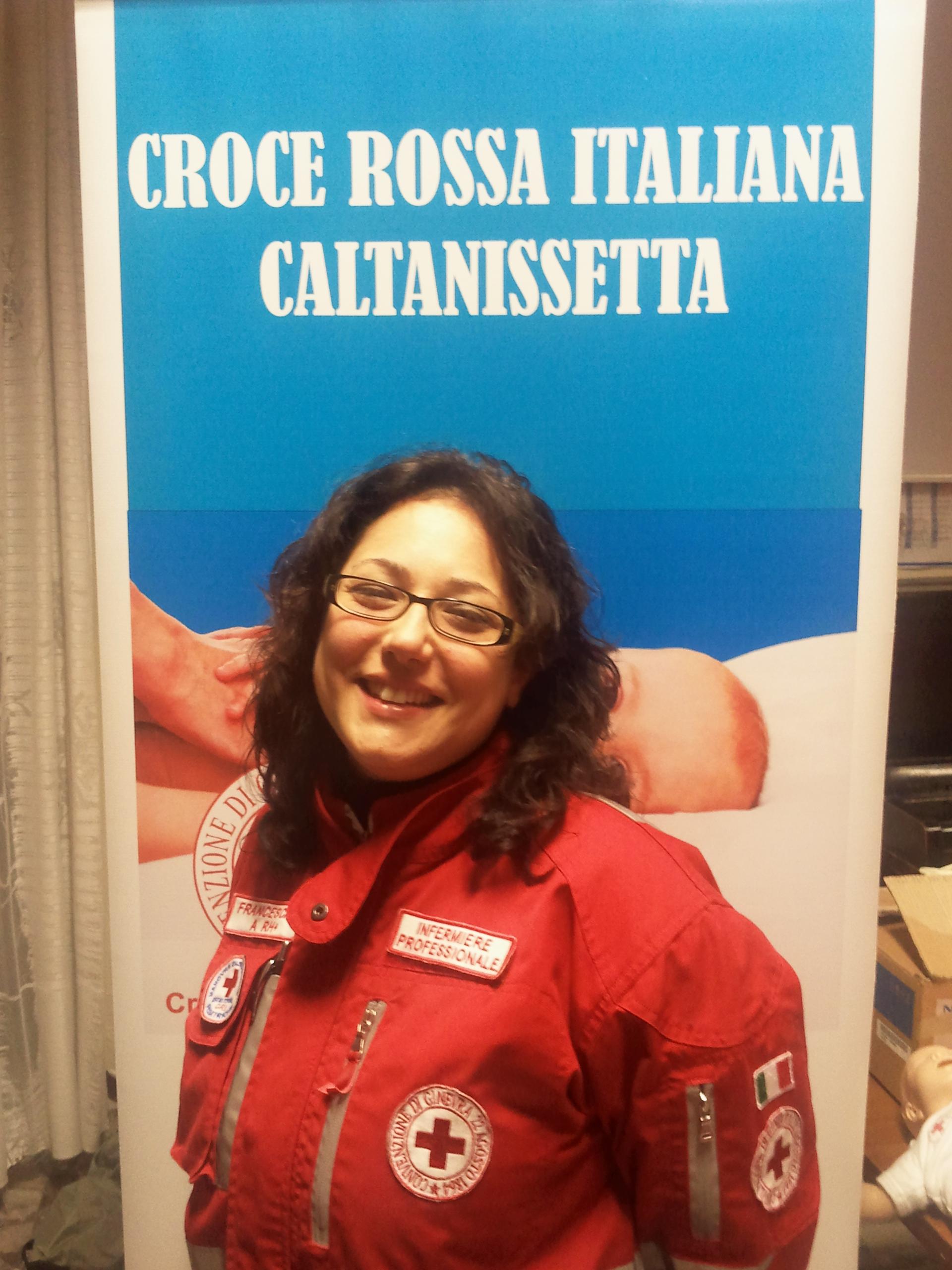 Nasce centro formazione socio-sanitaria CRI: Pepe è la responsabile Pepe-Francesca