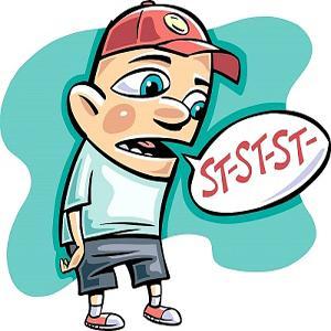 التأتأة أو التلعثم عند الأطفال Stuttering Stuttering1
