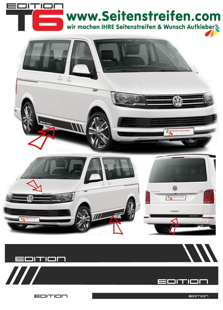 Sticker T6 Edition VW_Bus_T6_Edition_Edition_California_Set2016_XL