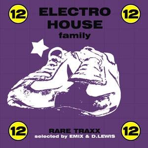ELECTRO HOUSE FAMILY VOL.12 8068381717742