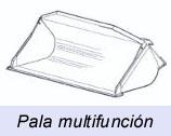 terna pala caricatrice foredil Pala