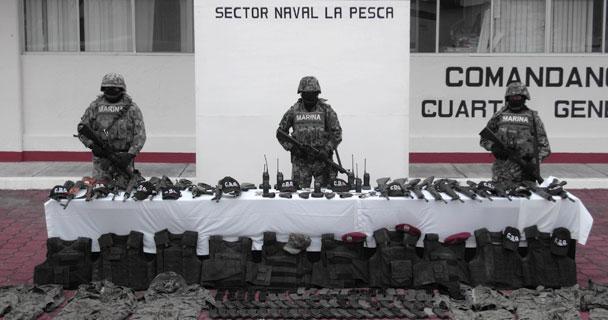 Imagenes de la Secretaria Marina-Armada de México Foto_g