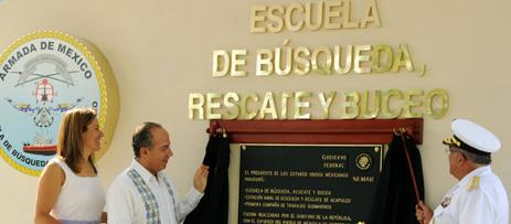 Inauguran Escuela de Búsqueda y Rescate Foto_1