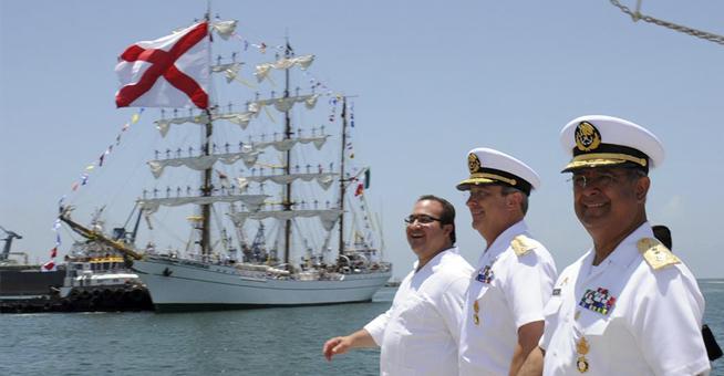 Centenario Gesta Heroica Veracruz: Velas Internacionales 2014 Foto16