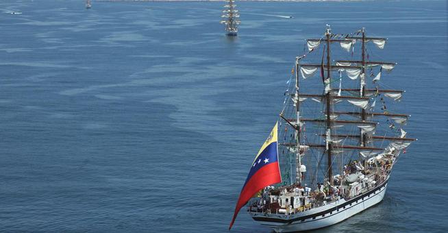 Centenario Gesta Heroica Veracruz: Velas Internacionales 2014 Foto7