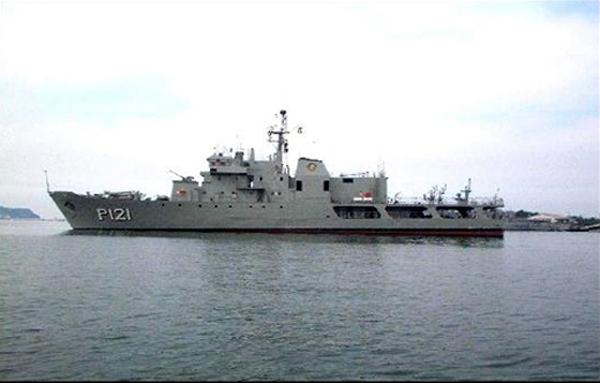 La Armada de Mexico participó Junto a Guardacostas de E.U. y Canada en ejercicios de seguridad maritima y costera Pou1