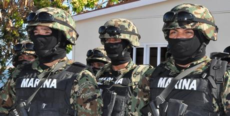 infanteria - Infanteria de Marina de la Armada de Mexico Foto_4