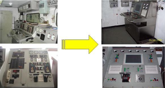 Proyectos del I.N.I.D.E.T.A.M. (Semar) Disicom_v2
