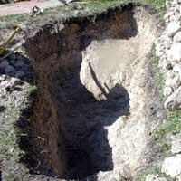 Строительство пруда на своем участке. Декоративный водоем. 5905s