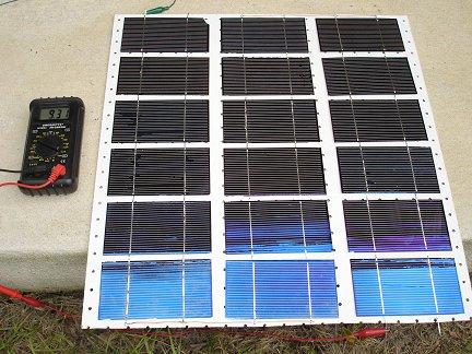 Солнечная батарея своими руками. 021