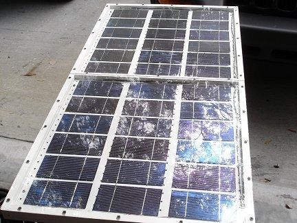Солнечная батарея своими руками. 028