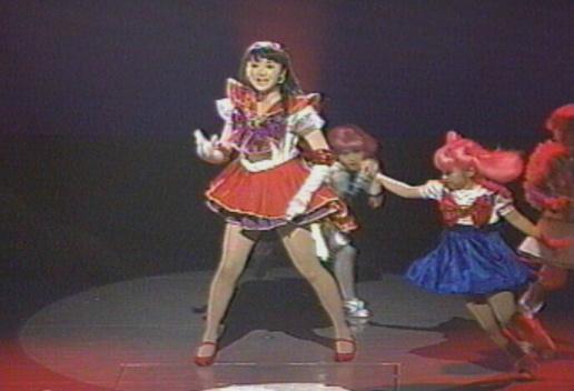 Rei Hino/Sailor Mars Appreciation Thread (Special Birthday Edition) Mugengakuen133