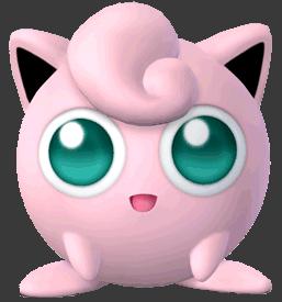 La mascota más mona de anime Jigglypuff