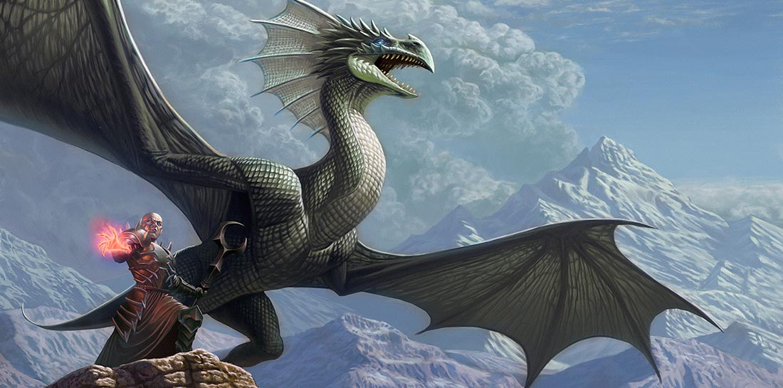 Dragón (occidental) Wyvern