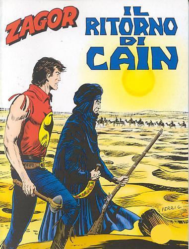 Il ritorno di Cain (n.420/421/422) Ujs--
