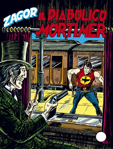 Il diabolico Mortimer (n.394/395/396) AifNV--