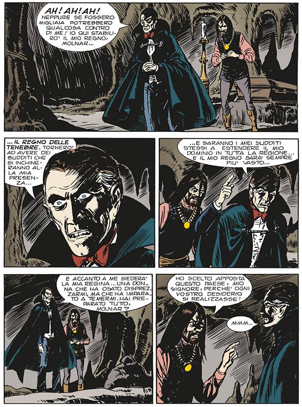 Il ritorno del vampiro (n.186/187/188/189) 1372842443408