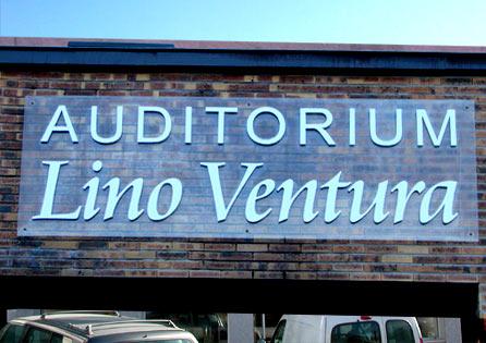 Lieux portant le nom de Lino Ventura ou de ses films 2