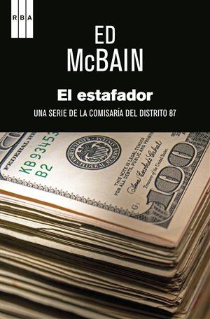El estafador - Comisaría del Distrito 87 - 5 - Ed McBain El_estafador_300x456