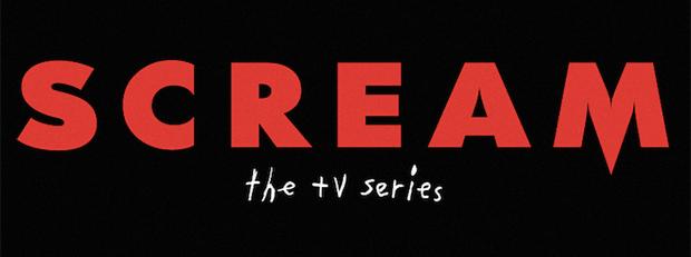 "Serie TV > ""Scream"" Scream-logo"