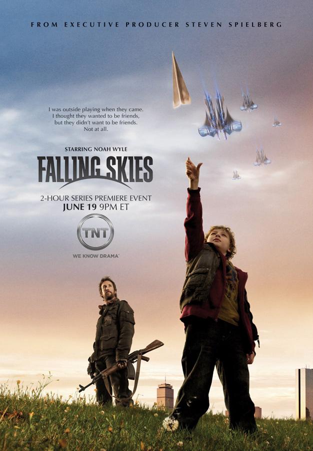 Falling Skies - Napad s neba  (2011-2015) FallingSkies_poster2