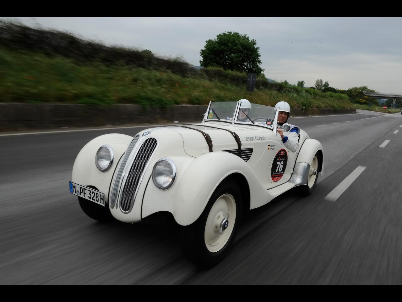Mercedes-Benz x Audi x BMW - Página 6 1937-1939-BMW-328-2009-Mille-Miglia-White-1280x960