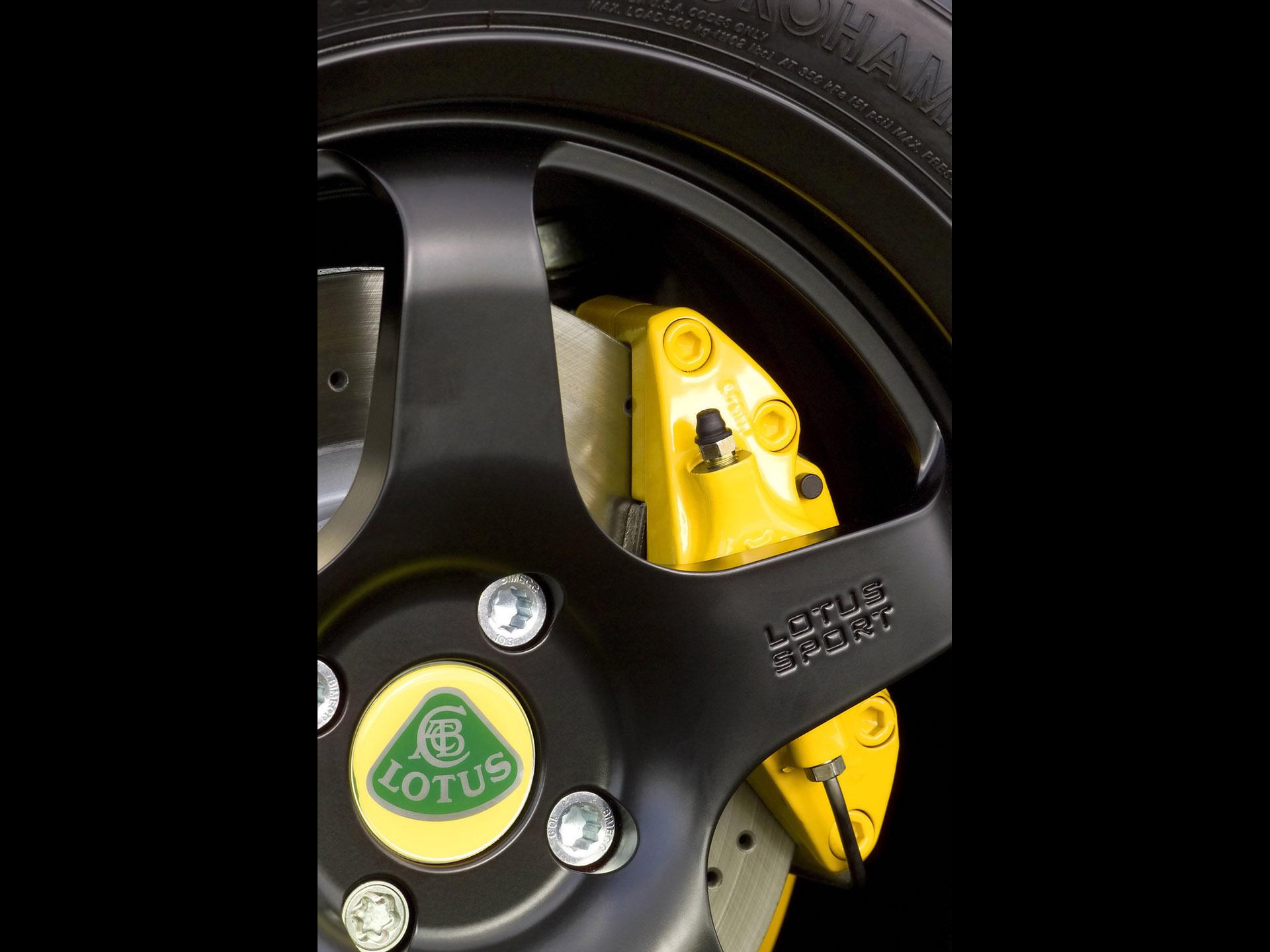 AP RACING Pro 5000 2005-Lotus-Sport-Exige-240R-Brake-Calipers-1920x1440