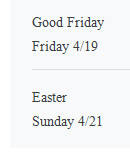 Слова, Понятия, Образы - Страница 9 Easter