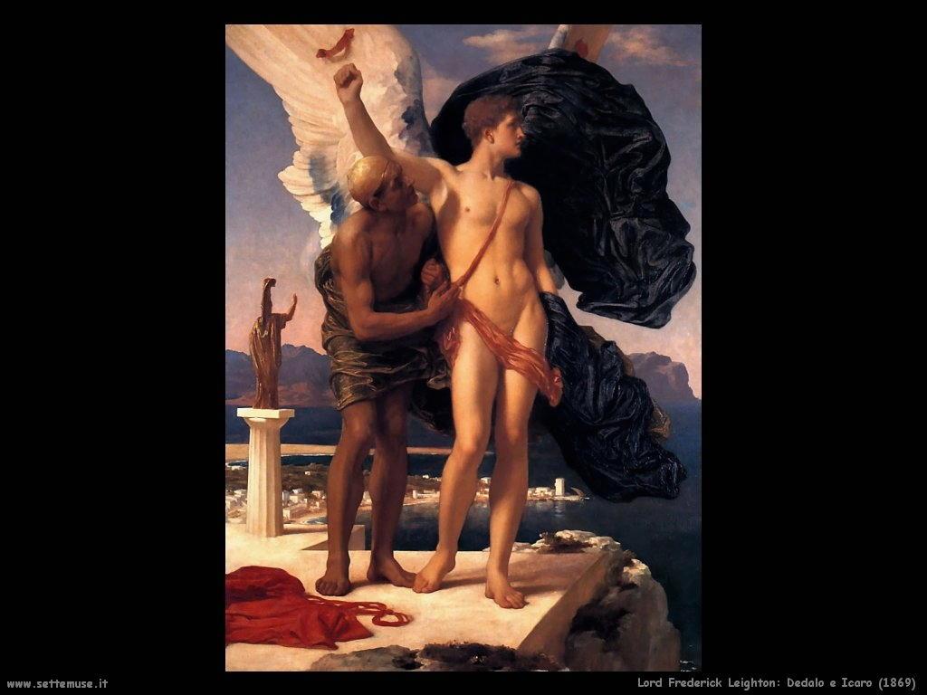 Dedalo e Icaro: l'uomo, il volo e la caduta Frederick_leighton_004_dedalo_e_icaro_1869