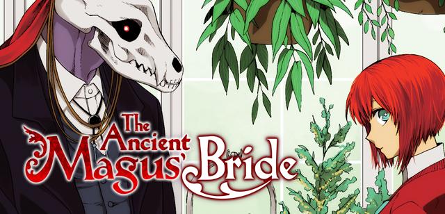 MahouTsukai no Yome - The Ancient Magus Bride [Mango, OVA, Animu] Magusbride