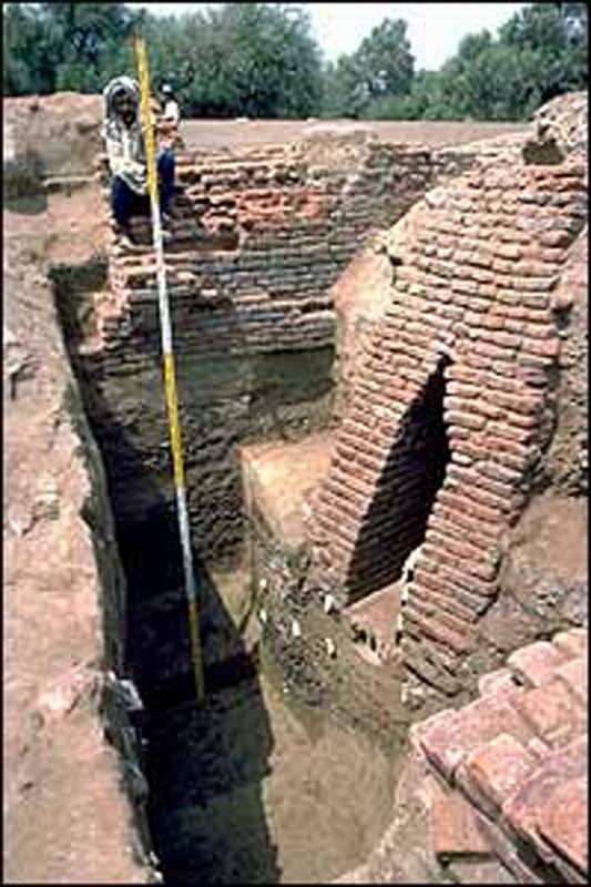 ~~Prehistoria~~ Las sociedades complejas: Próximo Oriente y otras áreas Har_wam03