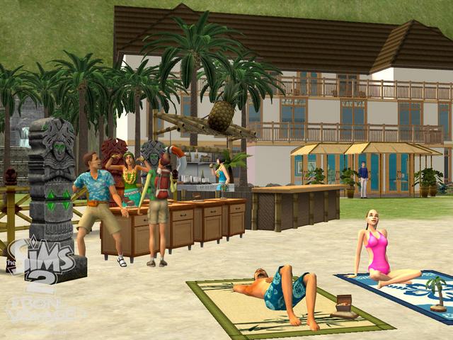 Sims 2 Bon voyage 563551-640x500